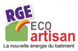 Certification Ecoartisan RGE